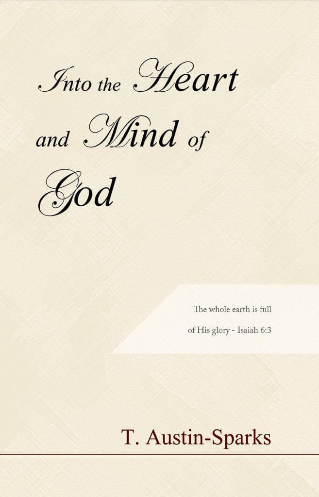 Into the Heart and Mind of God (Web Front)