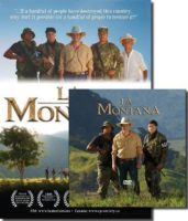 La Montana DVD - CD Package