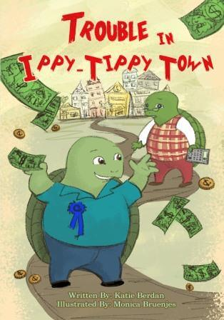 Trouble in Ippy Tippy Town (Web Front)