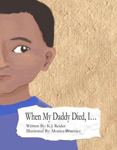 When My Daddy Died (Web Front)
