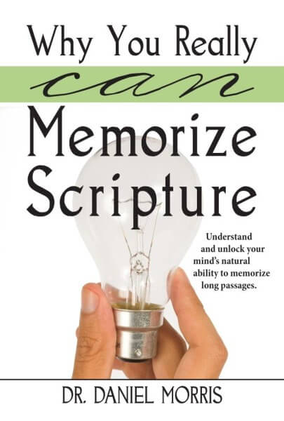 Why You Really Can Memorize Scripture (Web Front)