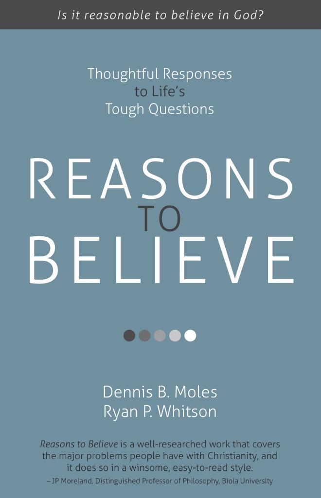 Reasons to Believe (Web Front)