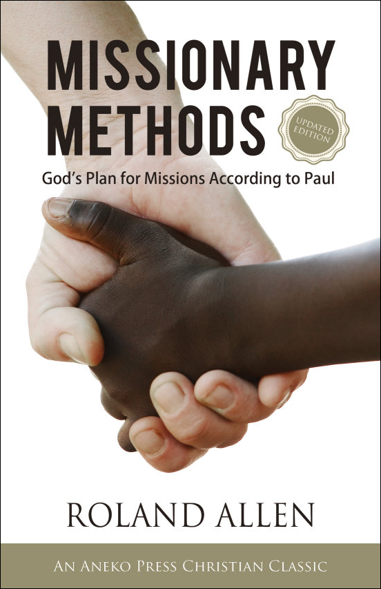 Missionary Methods - Web Front Border