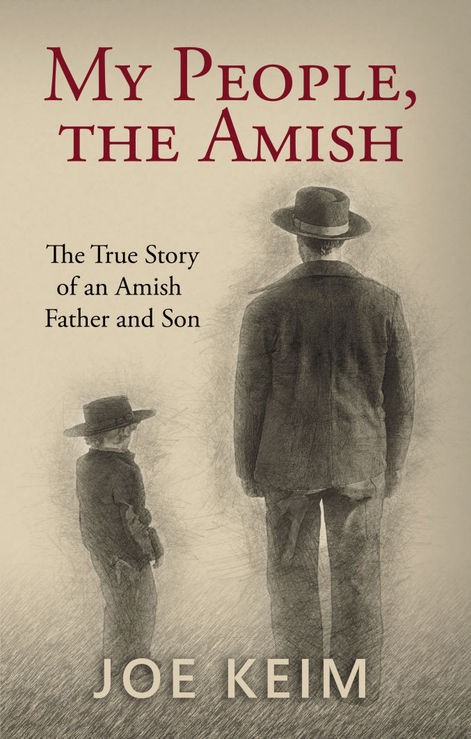 My People, the Amish - Web Front Temp