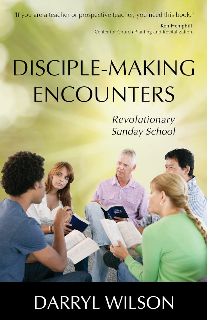 Disciple-Making Encounters - Web Front