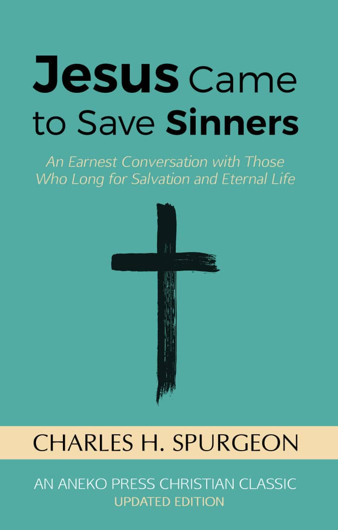 Jesus Came to Save Sinners - Web Front