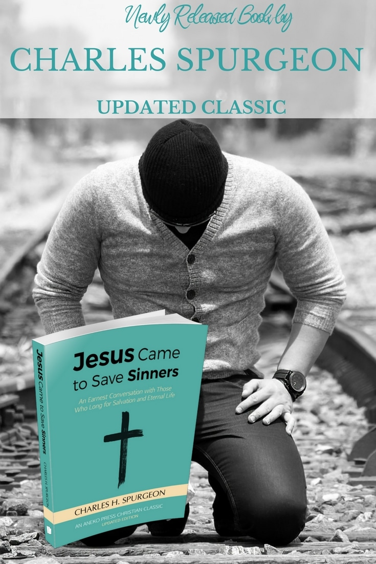 Jesus Came to Save Sinners - ministry resource