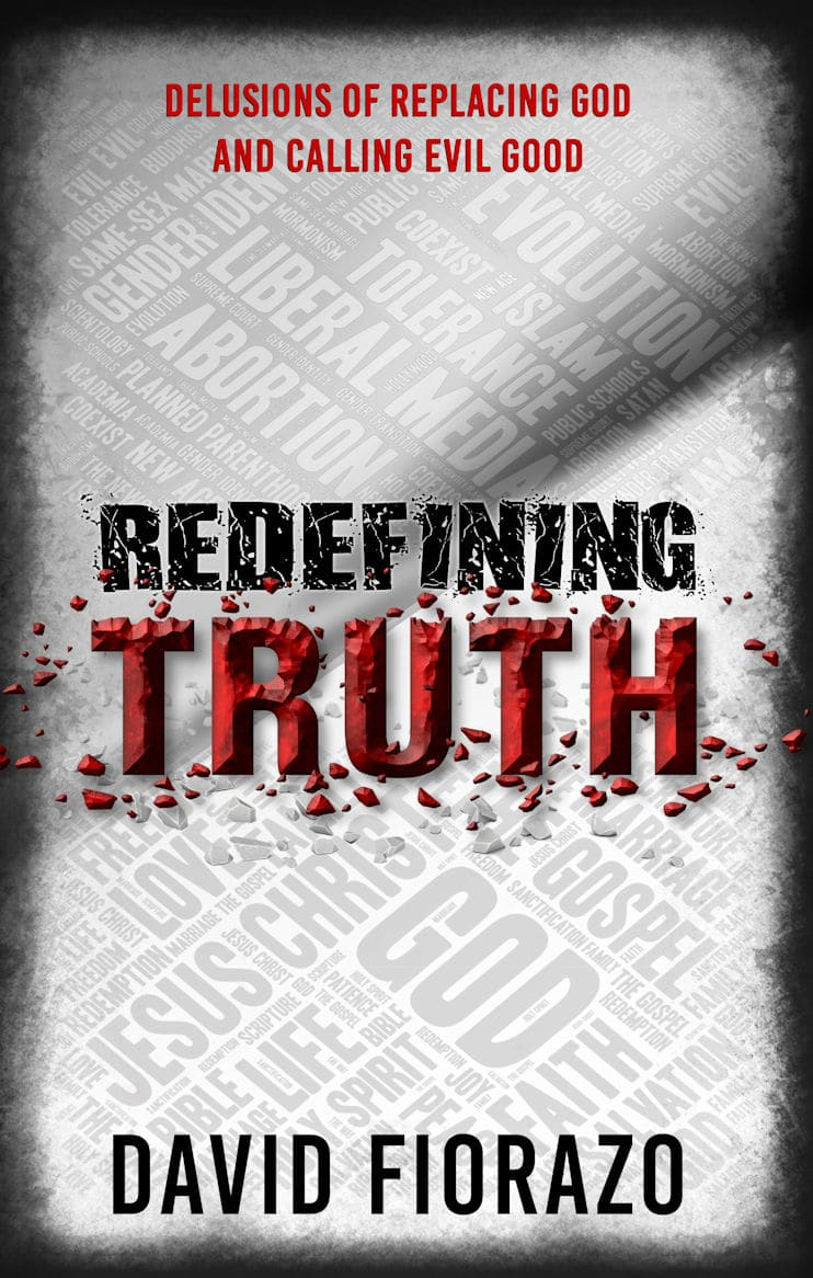 Redefining Truth - Front Web